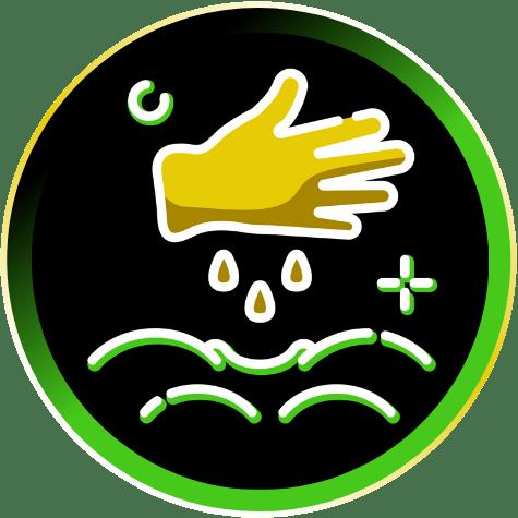 Lawn Seeding Icon