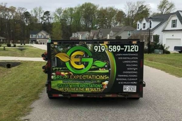 Licensed and Insured Lawn Service