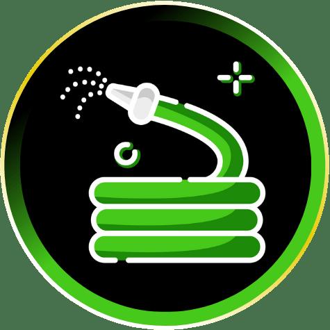 Spring Lawn Maintenance Icon