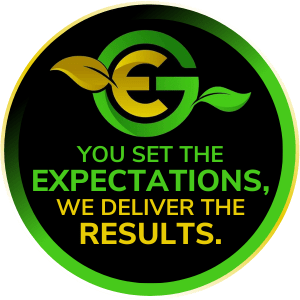 You set the expectations we deliver the results graphic